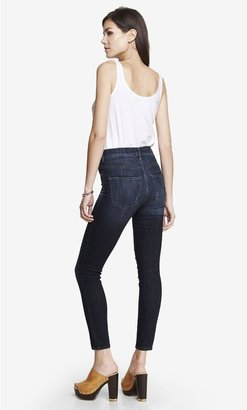 Express High Waisted Ankle Jean Legging