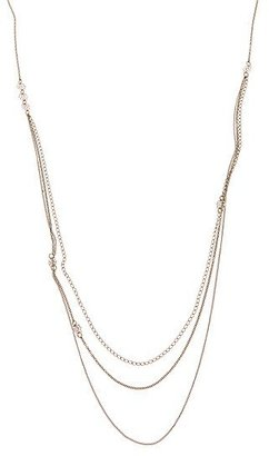 Urban Outfitters Flapper Filigree Necklace