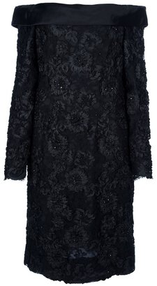 Michael Casey Vintage lace dress