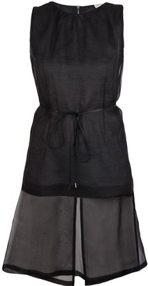 Dries Van Noten 'Claude' sleeveless dress