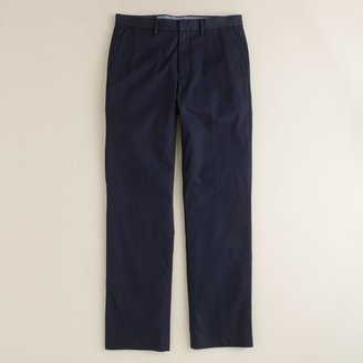 J.Crew Bowery classic pant in cotton twill