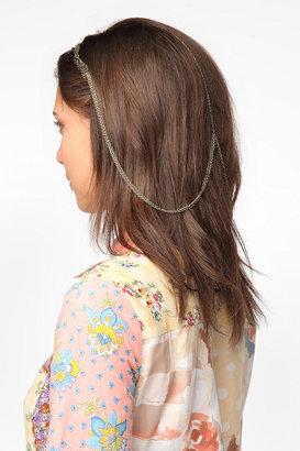 Urban Outfitters Draped Chain Headband