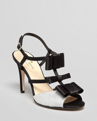 Kate Spade Open Toe Evening Sandals - Ivy High Heel