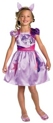 My Little Pony Infant/Toddler Twilight Sparkle Animated Classic Costume