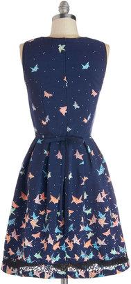 Trollied Dolly Flight of Fanciful Dress