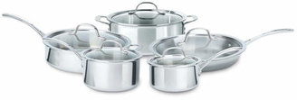 Calphalon Tri-Ply Stainless Steel 10 Piece Cookware Set