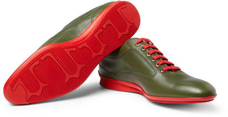 John Lobb Aston Martin Leather Sneakers