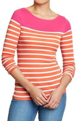 Old Navy Women's Boatneck Tops