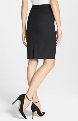 Ted Baker 'Miakos' Stretch Suiting Pencil Skirt