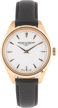 J.Crew Mougin & PiquardTM for Minuit watch in black
