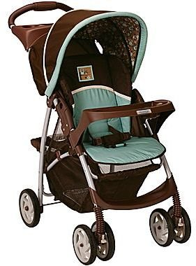 Graco LiteRider Stroller - Little Hoot