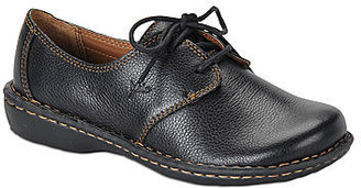 Bolo Mansy Womens Leather Oxfords