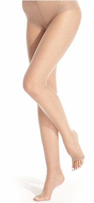 Donna Karan The Nudes Sheer Toeless Control Top Hosiery