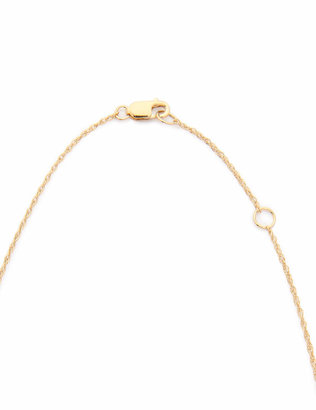 Jennifer Zeuner Jewelry Cursive LOVE Necklace