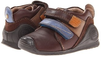 Garvalin Kids 131145 Biomecanics (Infant/Toddler) (Brown) - Footwear