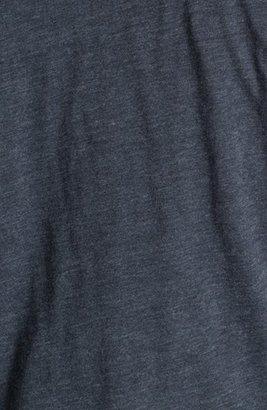 John Varvatos Double Layer Full Zip Hoodie