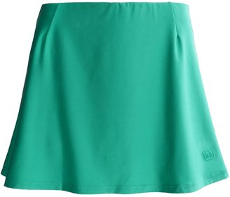 Wilson High-Performance Skirt - UPF 30+, Built-In Brief (For Women)