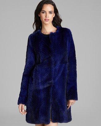 Diane von Furstenberg Coat - Candice Fur
