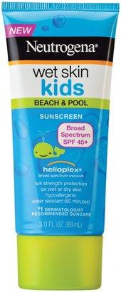 Neutrogena Wet Skin Wet Skin Kids Sunscreen Lotion SPF 45+-3 oz