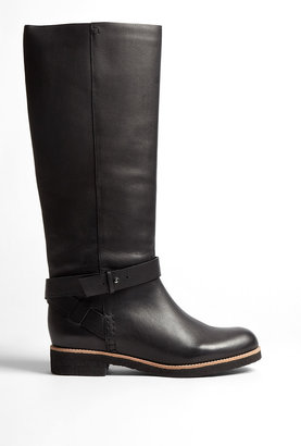 See by Chloe Shoes Flat Knee High Boot