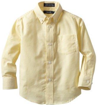 Izod Kids Boys 2-7 Long Sleeve Button Down Woven Shirt