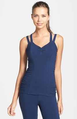 So Low Solow Shirred Side Camisole