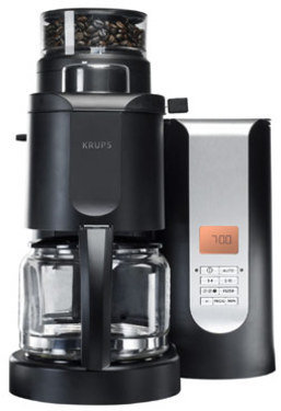 Krups 10-c. Grind and Brew Grind and Brew Coffee Maker