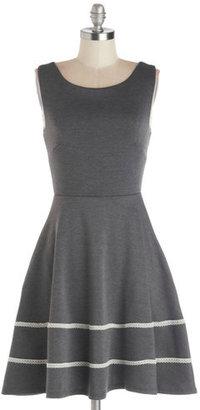 Fleet Collection Fun-day Best Dress in Grey