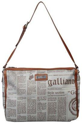 Galliano Medium fabric bag