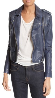 Women's Iro 'Ashville' Leather Jacket $1,201 thestylecure.com