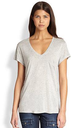 Joie Lusha Heathered T-Shirt
