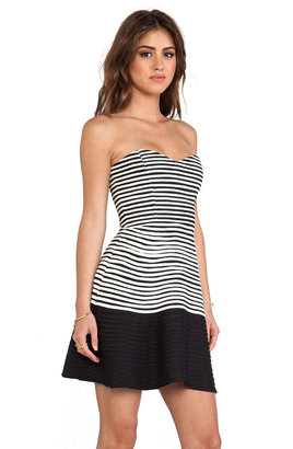 Parker Molly Combo Dress