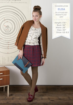 Layer It On Tights in Camel