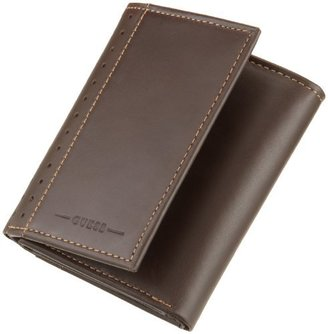 GUESS Men's Credit Card Trifold