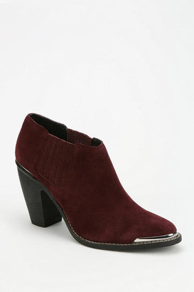 Urban Outfitters DV By Dolce Vita Coral Suede Ankle Boot