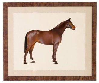 Ballard Designs Horse Giclee Print