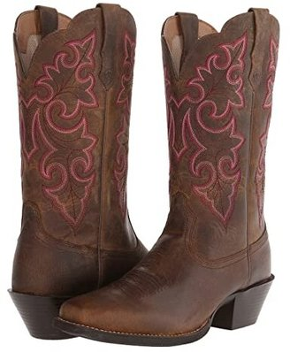 Ariat Round Up Square Toe