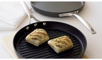 Crate & Barrel Calphalon Unison TM Sear Non-Stick Grill Pan