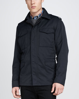 Rag and Bone Rag & Bone Delancey Jacket, Navy