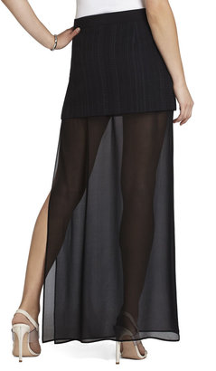 BCBGMAXAZRIA Kendahl Maxi Skirt