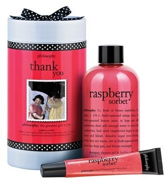 Philosophy 'Thank You' Set $20 thestylecure.com