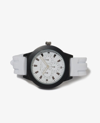 Forever 21 21 MEN Faux Chronograph Watch