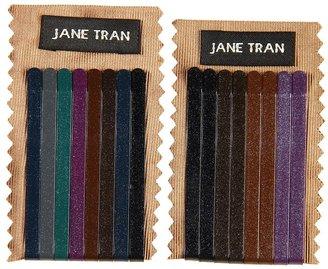 Jane Tran Metallic Z Bobby Pin Set (A & B) - Accessories