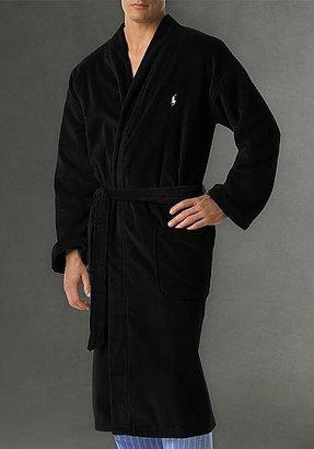Polo Ralph Lauren Velour Kimono Robe Sleepwear
