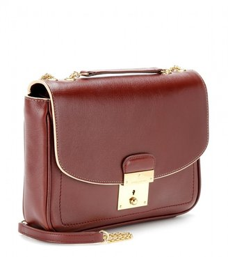 Marc Jacobs Mini Polly leather shoulder bag