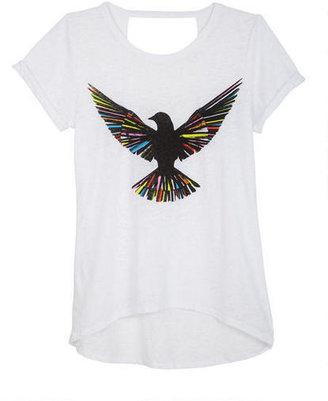 Delia's Rainbow Phoenix Tee