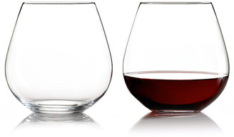 Riedel Wine Glasses, Set of 2 O Pinot Noir & Nebbiolo Tumblers