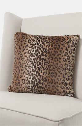 Giraffe at Home 'Luxe Leopard' Throw Pillow