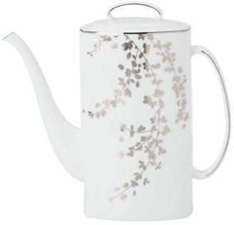 "Kate Spade Gardner Street"" Platinum Coffee Pot"