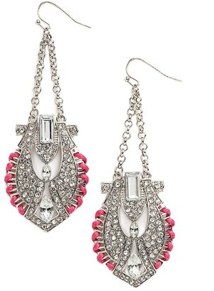 BaubleBar Horus Drop Earrings
